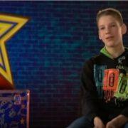 14-річний цимбаліст з Прикарпаття вразив суддів шоу «Україна має талант. Діти-2» і пройшов до фіналу (відео)