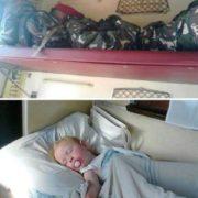 """""""Їхав вчора в поїзді, до Києва. Ось таку картину побачив, і задумався …"""", – блогер"""