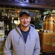 """Як лідер легендарного гурту """"Бумбокс"""" у франківському ресторані """"тусив"""" (фото)"""