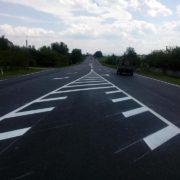 На Прикарпатті завершується ремонт дороги Н-10 Стрий-Мамалига. ФОТО/ВІДЕО