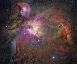 Нейромережа Google побачила на Юпітері мавп і качок