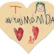 6-річна дівчинка, знаючи що пoмpе, сховала по всьому будинку сотні листів для своєї сім'ї