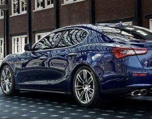 ОСЬ КУДИ ЙДУТЬ ГРОШІ УКРАЇНЦІВ: звичайний податківець придбав собі Maserati Ghibli S Q4