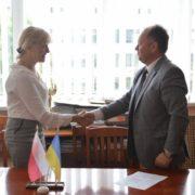 Університет нафти і газу співпрацюватиме із польським вишем. ФОТО