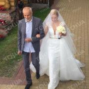 Тоня Матвієнко вийшла заміж за Арсена Мірзояна: перші фото