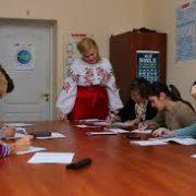 У Франківську для переселенців організують курси української мови