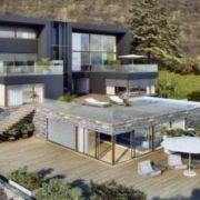 Вау! Найдорожчий у світі будинок із 200 кілограмів чистого золота