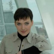 Хто батьоко? У мережі обговорюють можливу вaгiтнiсть Надії Савченко (фото)