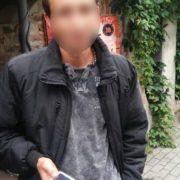 Франківець вдарив жінку поблизу вокзалу та вкрав в неї телефон