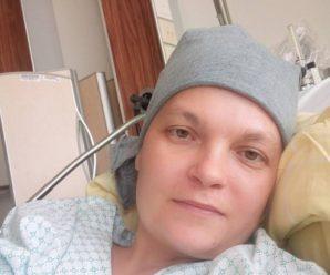 Прикарпатській журналістці Оксані Кваснишин потрібно зібрати 25 тисяч євро на чергову хіміотерапію (ВІДЕО)
