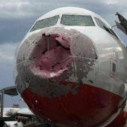 «Пасажири вже прощалися з життям»: в Мережі з'явилося відео літака, який героїчно посадив у Стамбулі український пілот