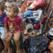 """""""Їжа у взутті і повна антисанітарія"""": У Маріуполі горе-матір так запустила 4-ох малолітніх дітей, що у поліцейських мову відняло(фото)"""