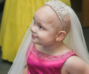 """5-річна дівчинка перед смертю """"вийшла заміж"""" за найкращого друга"""