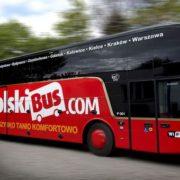 PolskiBus: квитки від 1 злотого на осінь!