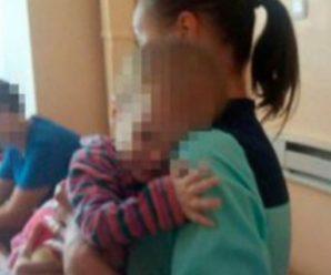 У Запоріжжі мати залишила однорічного сина в лікарні, каже, що грошей для догляду за ним нема