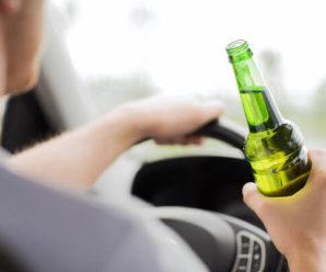 Не відбирати права за водіння після 2-х пляшок пива: новий законопроект