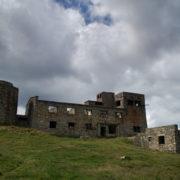 На горі Піп Іван зі стіни обсерваторії зірвався турист (фото)