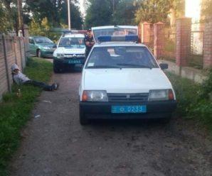 Калуський крадій кидав у поліціянтів пляшками з елітними напоями (ФОТО)