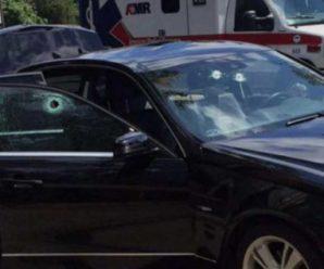 У США невідома особа обстpiляла автівку з українськими мігрантами