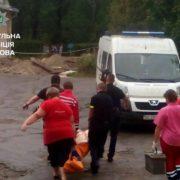 У львівській психлікарні пацієнт захопив у заручники кілька десятків хворих, поліція вдалася до штурму (Відео)