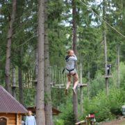 """""""Рай у Карпатах"""": на Верховинщині організували табір для дітей. ФОТО, ВІДЕО"""