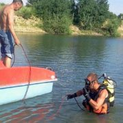 Тіло маленького прикарпатця, який загинув під час сплаву на катамаранах, знайшли через три доби