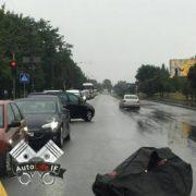 Одразу декілька ДТП паралізували рух транспорту у мікрорайоні Пасічна