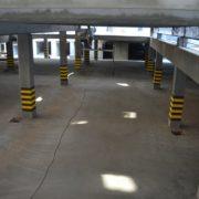 В центрі Івано-Франківська відкрили підземний паркінг (відео)