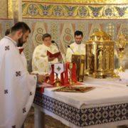 Українці у Римі єдналися в молитві з нагоди Дня Незалежності