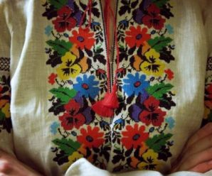 Дружина відомого українського політика засвітилась у непристойно дорожезній вишиванці. ЯКА КРАСА!