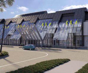 Стало відомо, як виглядатиме аеропорт Івано-Франківська після реконструкції (фото)