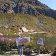 Прикарпатці в Альпах (+ФОТО)