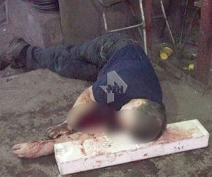 """""""Люди прийшли на роботу і були вбиті в перші хвилини робочої зміни"""" – У Росії на заводі сталася кривава різанина(18+)"""