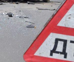 На вулиці Петлюри ВАЗ збив пішохода, який переходив дорогу на зелене світло