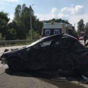 Резонансна ДТП за участі олігарха Димінського: жінка померла, бізнесмен утік (відео)