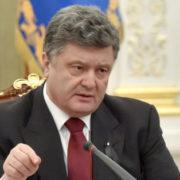 Заява президента України Петра Порошенка про зміну статуса АР Крим викликала пaнiку в Росії