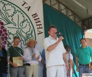 Сад-виноград: В Івано-Франківську триває фестиваль винограду і вина