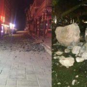 Китай сколихнув потужний руйнівний землетрус магнітудою 6,5 бала