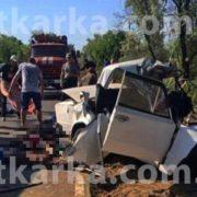 Авто розірвало навпіл! Між Ужгородом та Мукачевом сталася страшна ДТП, такого жахіття ви ще не бачили (відео)