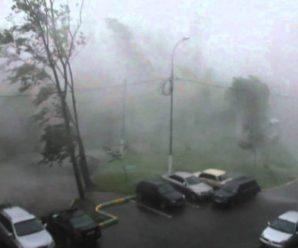 На Західну Україну насувається шторм: синоптики попереджають про сильні дощі, грози та град