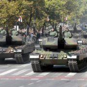 Армія напоготові: поляки готуються відповісти на російську агресію