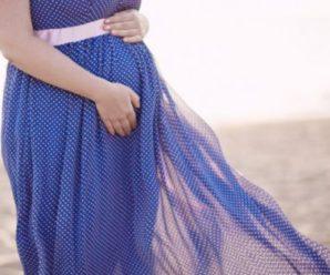 Унікальний випадок: Жінка дізналася, що вагітна, за день до пологів (фото)