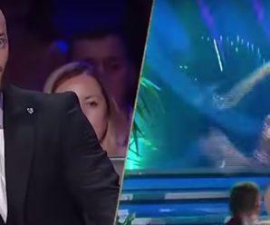 Оля Полякова влаштувала скандал в ефірі танцювального шоу