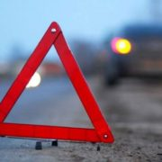 На Прикарпатті мотоцикліст збив неповнолітнього пішохода
