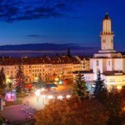 В Івано-Франківську хочуть запровадити вечірні екскурсії містом (відео)