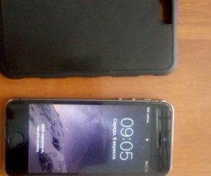 Франківський таксист знайшов iPhone – патрульні шукають власника. ФОТО