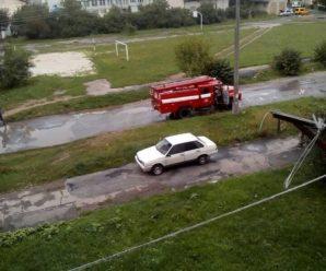 Я думала, що ніхто не приїде, – франківку вразила робота місцевих рятувальників. ФОТО