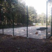 У міському парку Франківська облаштують баскетбольний майданчик