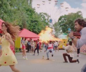 Знятий у Києві кліп всесвітньо відомого діджея б'є рекорди переглядів