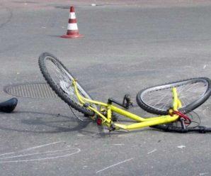 У Негівцях під колеса DAF потрапив 7-річний велосипедист